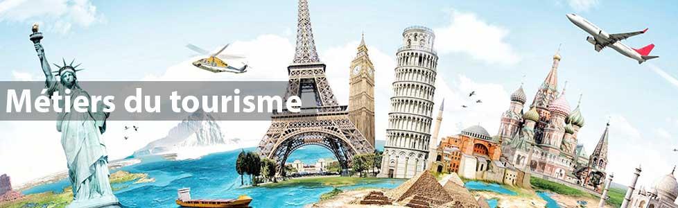 Offres d'emploi  dans le secteur du tourisme