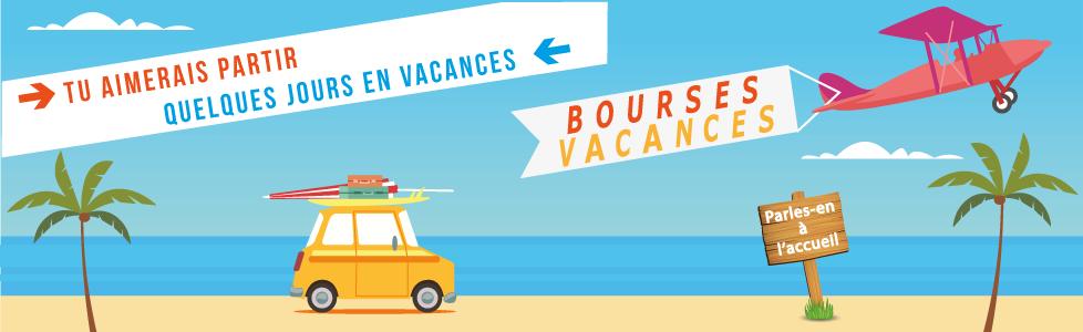 Bourse Parcours Vacances