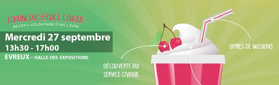 Forum du Service civique – Evreux