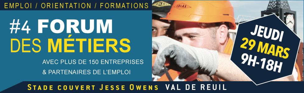 #4 Forum des Métiers à Val de Reuil